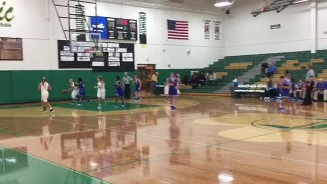 Girls Basketball Highlights: Catholic 49, Karns 14