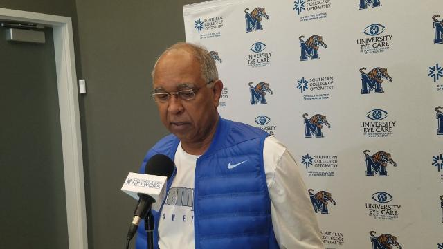Tubby Smith discusses how Memphis can recover from Cincinnati 'debacle'