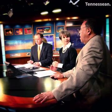 Demetria Kalodimos says WSMV got rid of her with a letter left on her desk  -- and no thanks