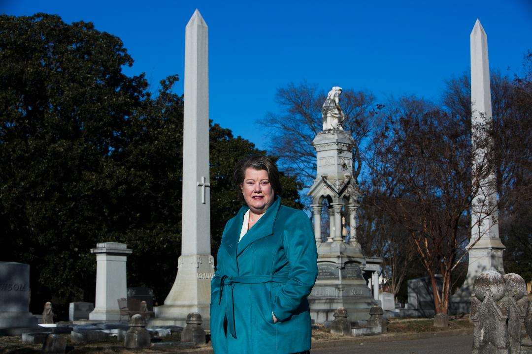 """Author Perre Coleman Magness has written her second cookbook, """"The Southern Sympathy Cookbook: Funeral Food with a Twist."""" The release date for the cookbook is January 16."""