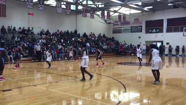 Video: How the Fulton girls beat Austin-East in the final second