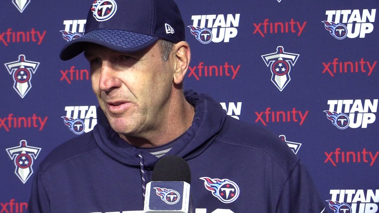 Patriots are team you have to beat to be champs, Mike Mularkey says
