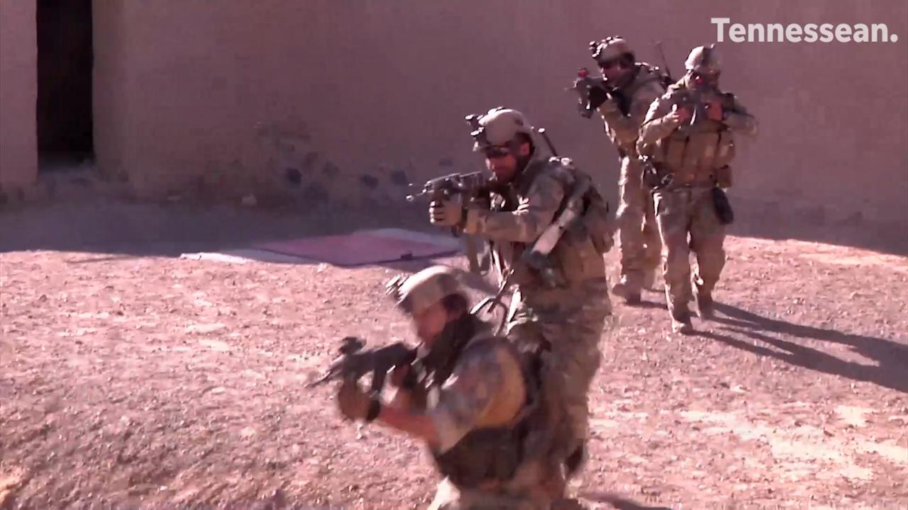 101st Airborne again headed to Afghanistan