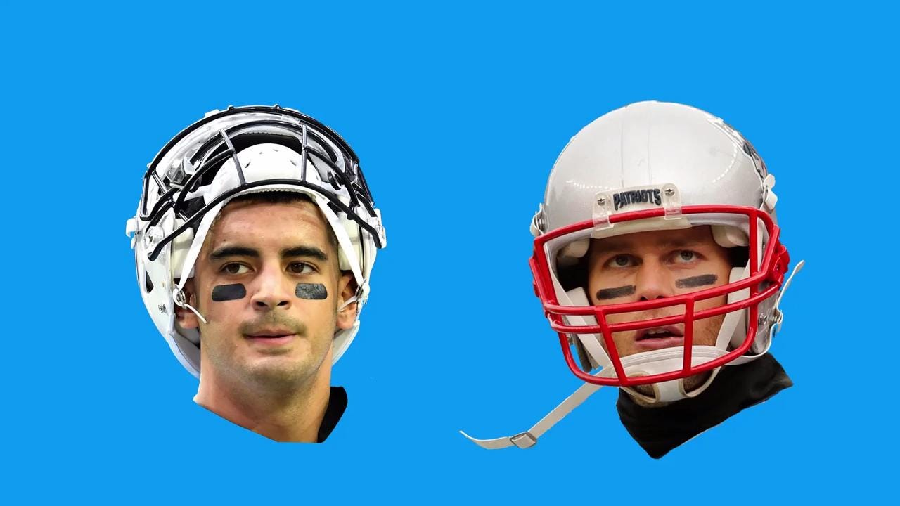 Titans v. Patriots: Will youth prevail in match up between Brady and Mariota?