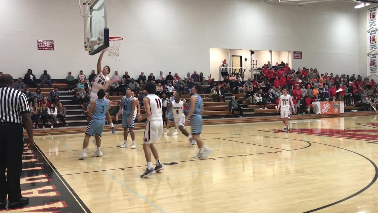 Maryville boys hold off Hardin Valley