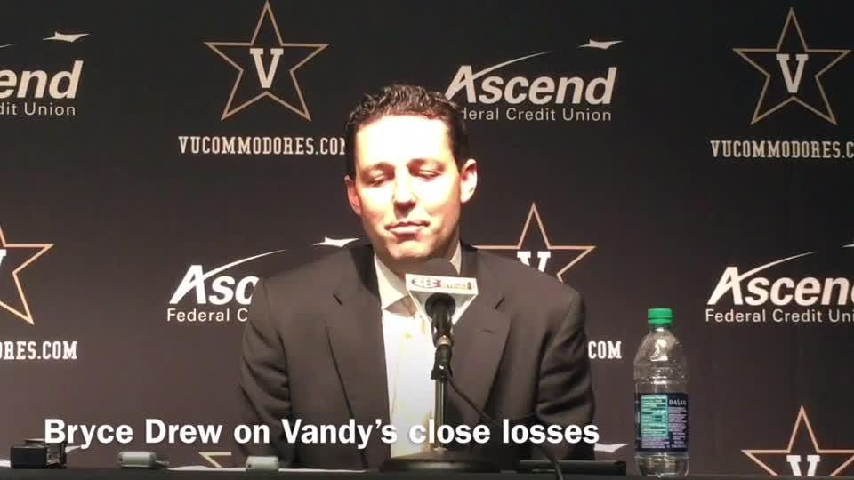Vandy loses another close one
