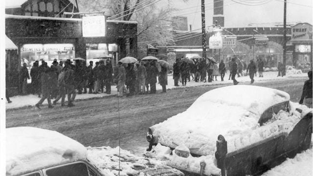 Blizzard of '93: 26 years since the 'Storm of the Century'