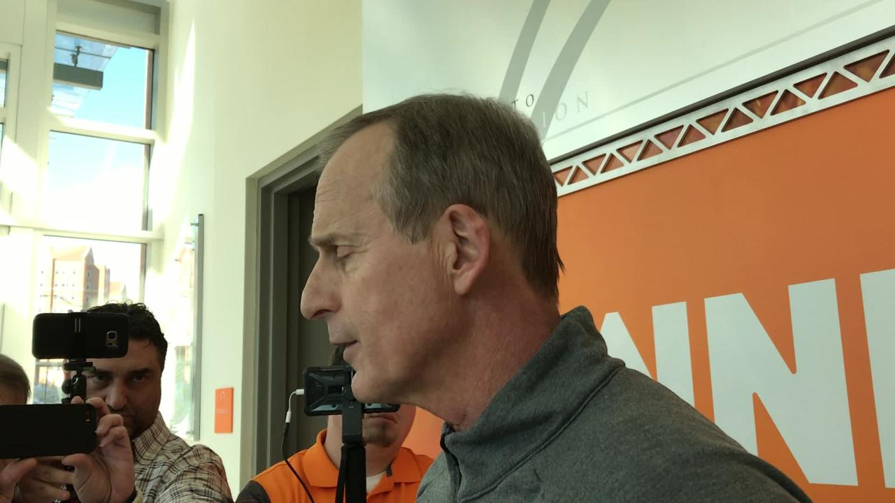 Tennessee faces the Gamecocks on Saturday in Columbia