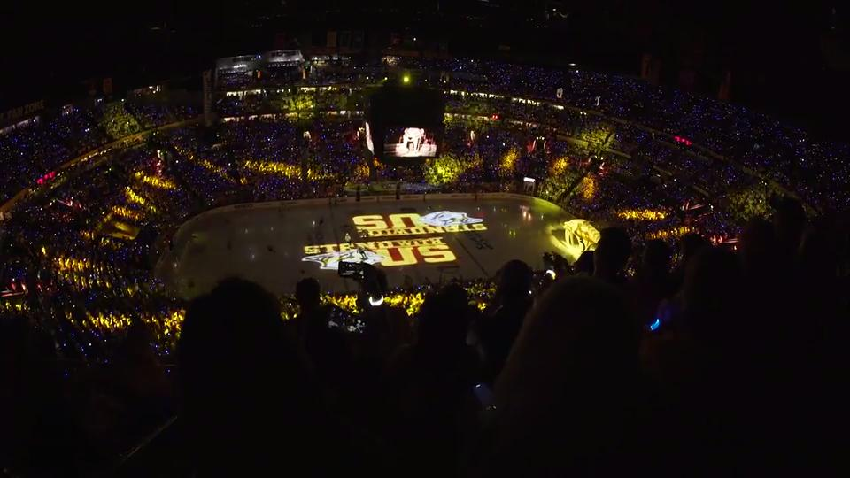 Preds look to make it back to Stanley Cup Final
