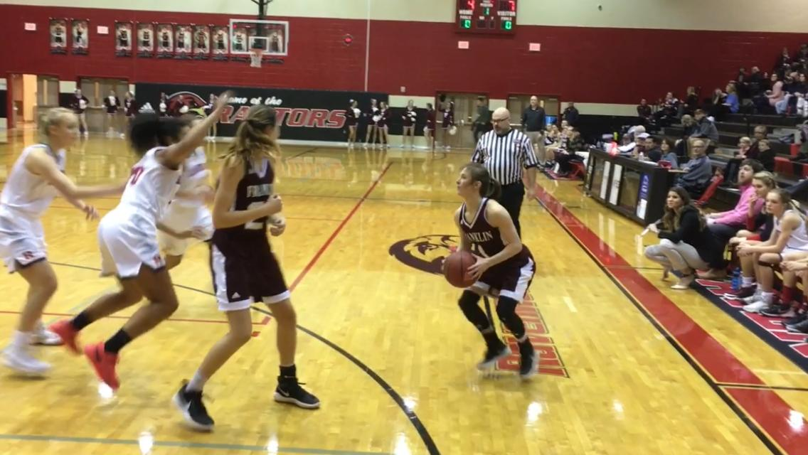 High school hoops highlights: Franklin girls 33, Ravenwood 20