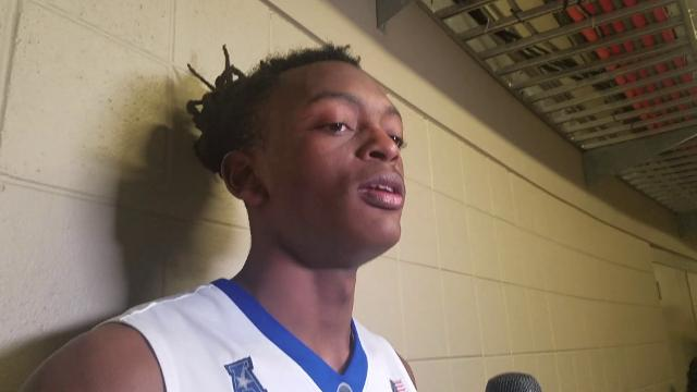 Kyvon Davenport on Jeremiah Martin's injury, Tulsa loss