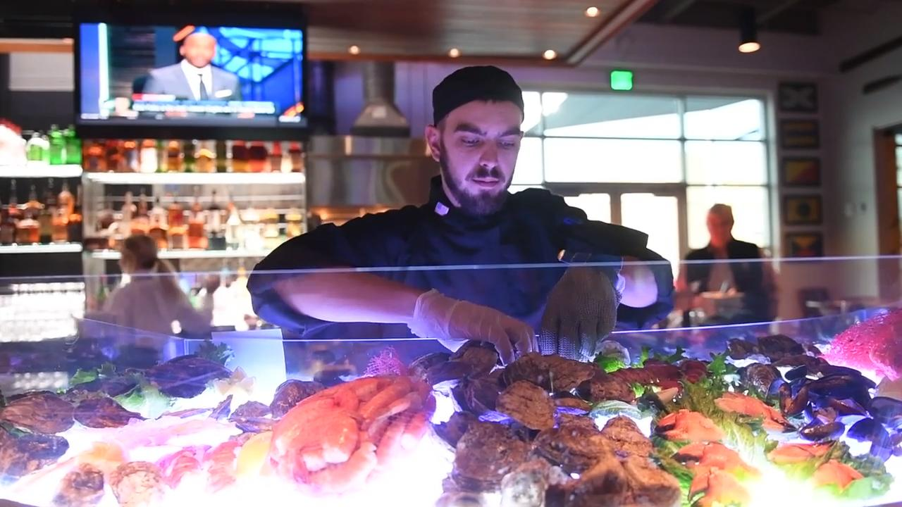 Chesapeake's west opens for business