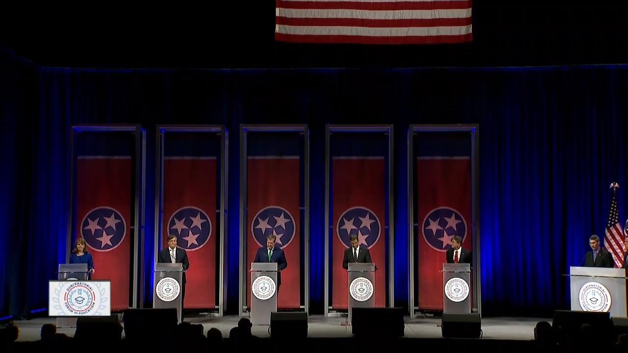 Gubernatorial candidates speak on DACA and higher education at the gubernatorial forum