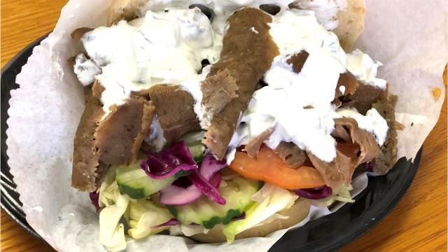 GruJo's has reopened in the Halls/Powell area, offering delicious German street food.