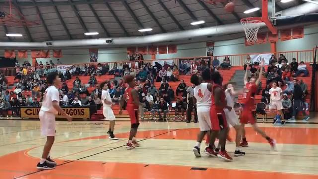 Boys basketball highlights: Central at Clinton