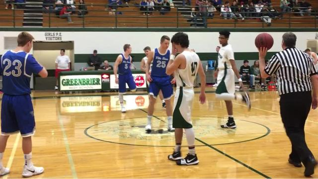 Friday night highlights: White House boys 62, Greenbrier 59