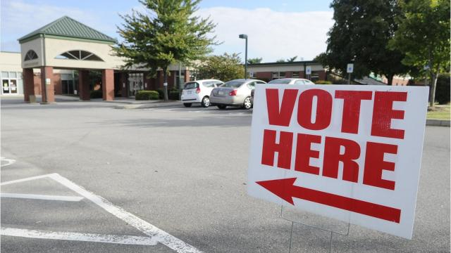 The Knox County Primary Election is May 1, 2018