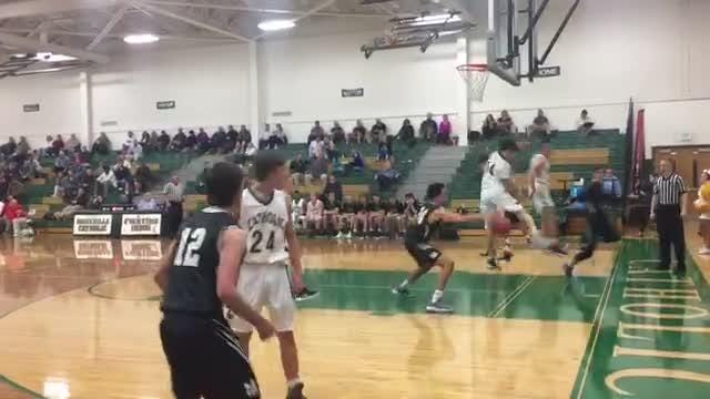Boys Basketball Highlights: Maryville 57, Catholic 55