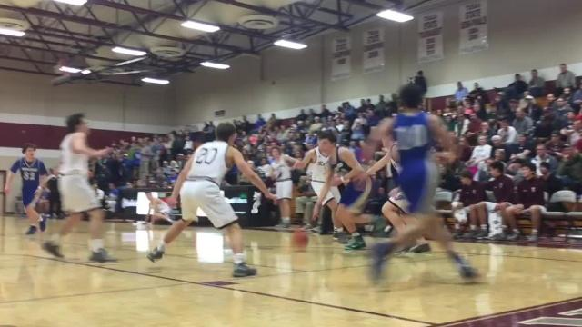 HS hoop highlight: Franklin 64, Brentwood 58