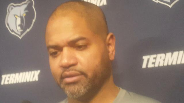 Griz coach J.B. Bickerstaff on Tyreke Evans