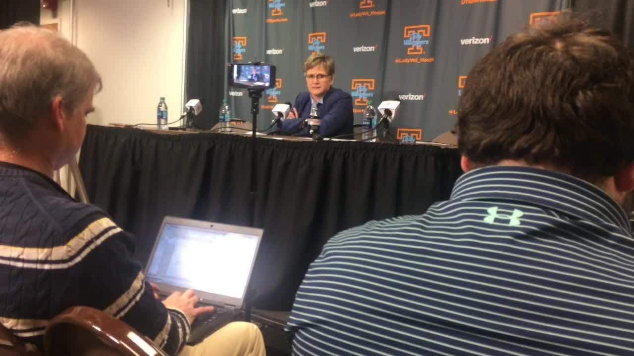 Lady Vols defense 'huge' against Texas A&M