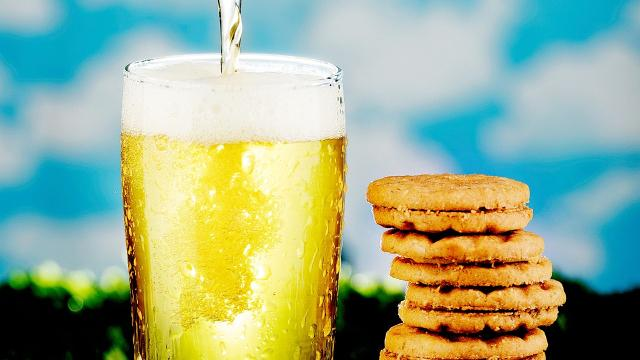 Girl Scout cookies and beer pairings