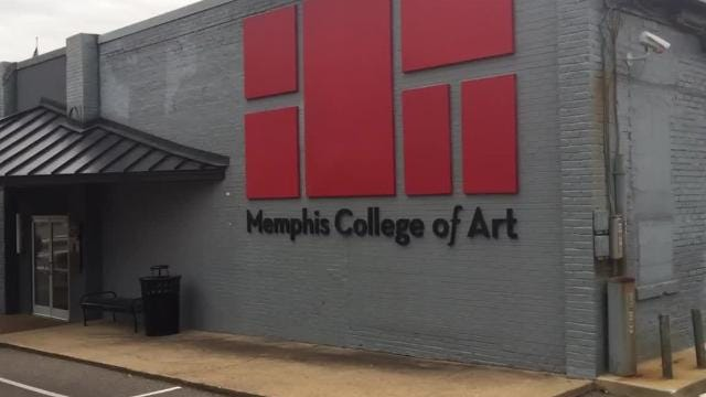 Memphis College of Art is selling a dozen properties south of Overton Park. They have an estimated market value of $13 million to $15 million.