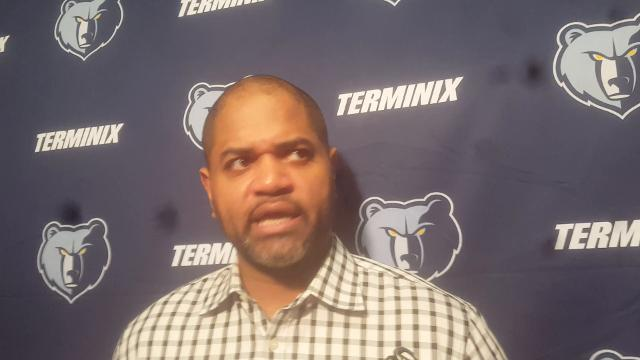 Griz coach J.B. Bickerstaff on Marc Gasol