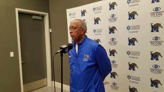 Tubby Smith explains 'psychological help' comment