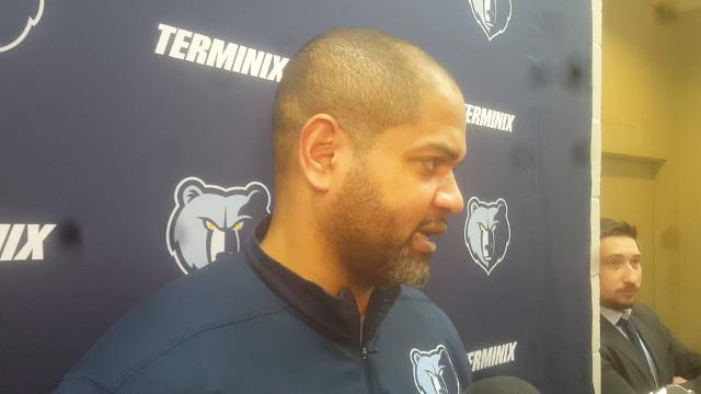 Grizzlies interim coach J.B. Bickerstaff says the team was immature in its performance during a loss to the Atlanta Hawks.