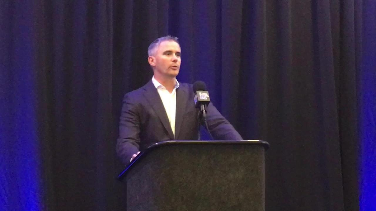 Memphis coach Mike Norvell said this year's recruiting class might be smaller than his past two classes, but it fills certain needs, especially on the offensive and defensive lines.