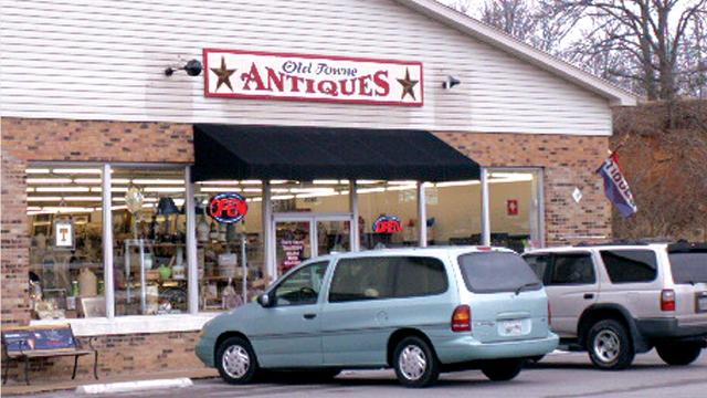 Fairview's Ole Towne Antiques celebrates 10th Anniversary