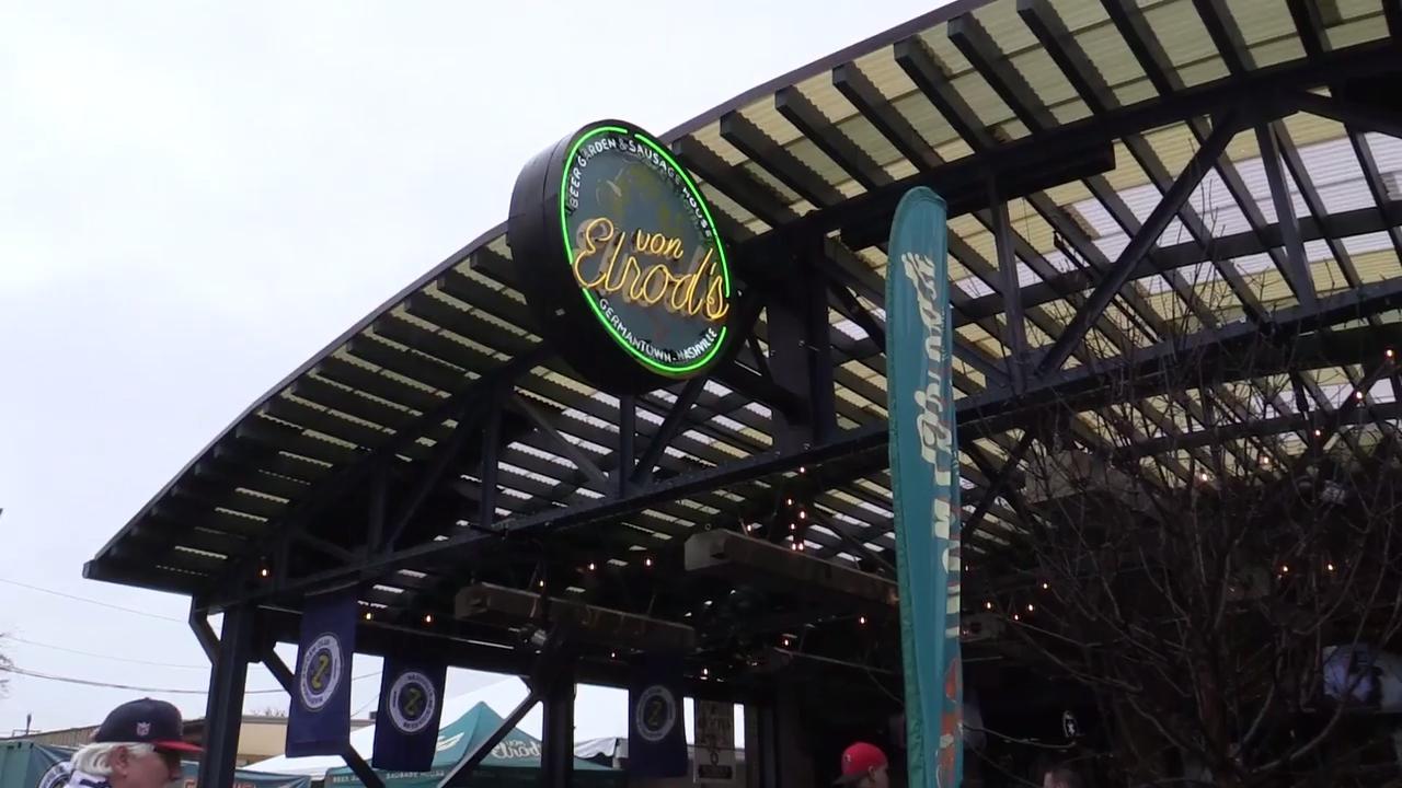 Nashville SC, Atlanta United wait out rain at Von Elrod's