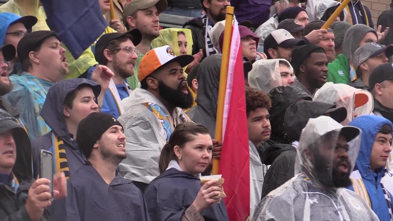 A look back at the Nashville SC, Atlanta United friendly