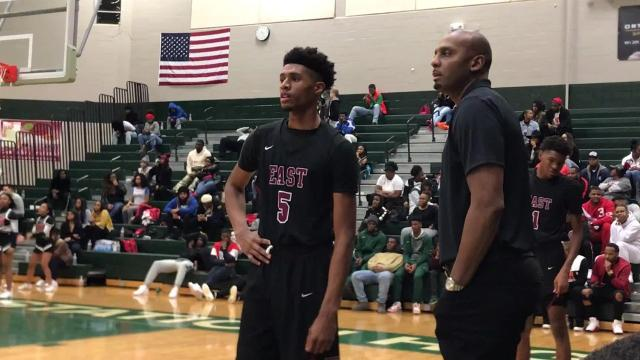 Highlights: East wins county title