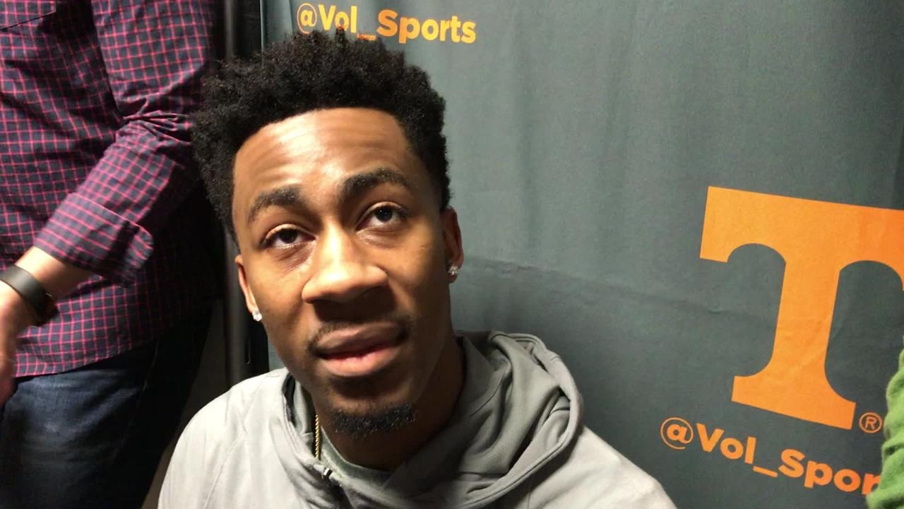 Jordan Bowden: Vols had to stay focused on defense in late stretch