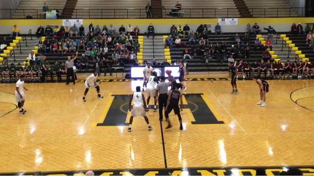 Gallatin advanced to the 9-AAA semi-finals with it's 61-49 win over Station Camp on Friday night.