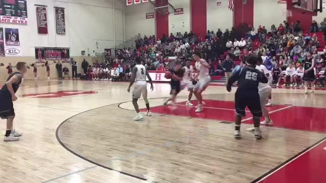 Boy's Basketball Highlights: Oak Ridge 69, Anderson County 61