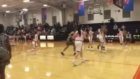Girls basketball highlights: Fulton vs Kingston