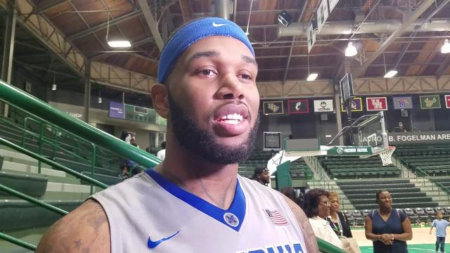 Memphis forward Mike Parks Jr. explains what changed for the Tigers while reeling off back-to-back road wins.