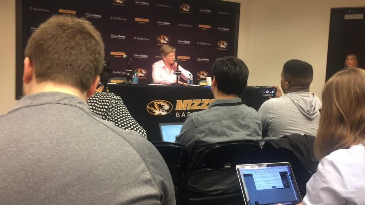 Tennessee's comeback not enough against Missouri