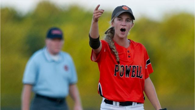 Preview of the Powell High softball team.