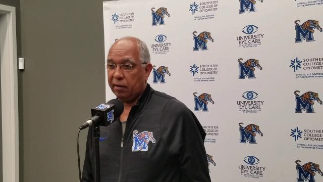 Tubby Smith previews Houston, discusses junior college transfers