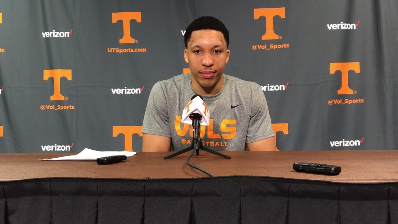 Grant Williams got back to playing with edge and pace
