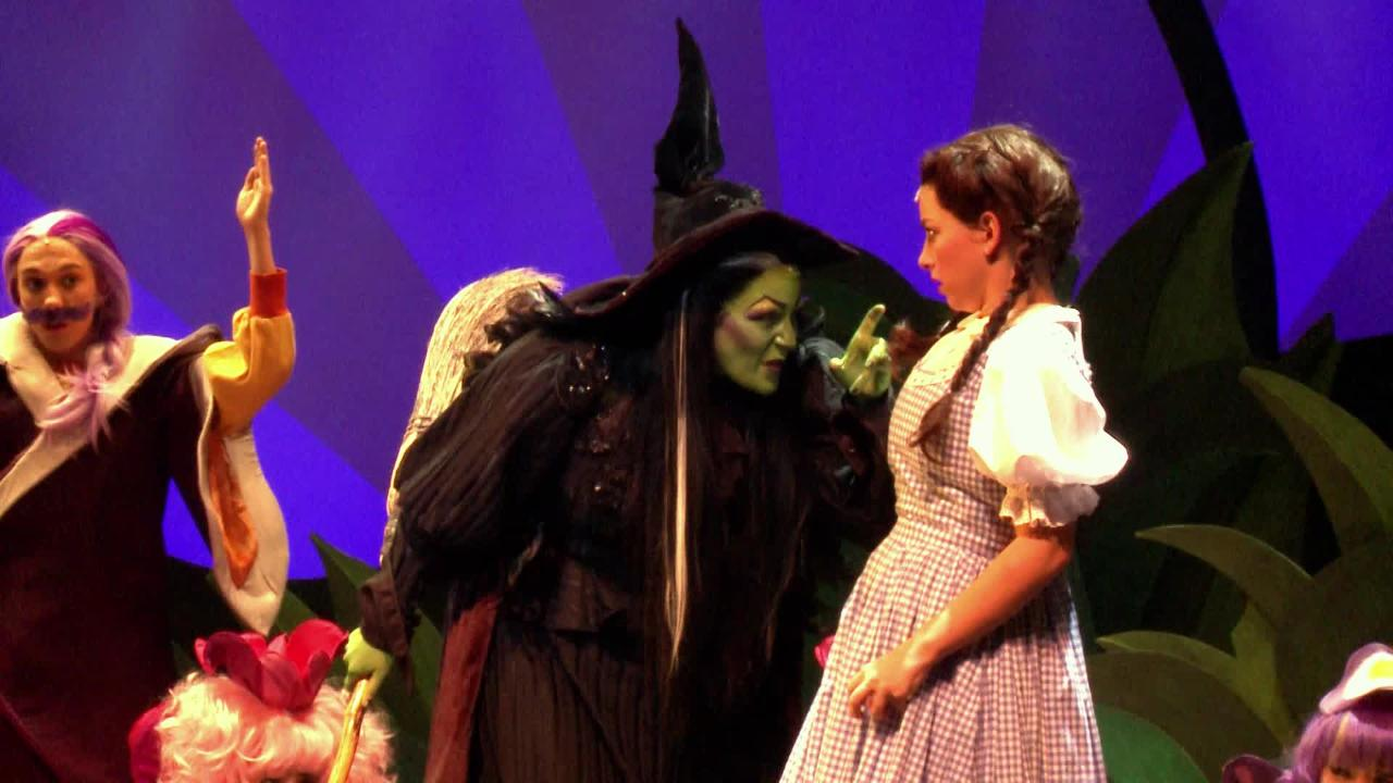 'Wizard of Oz' brings yellow brick road to Tennessee Theatre