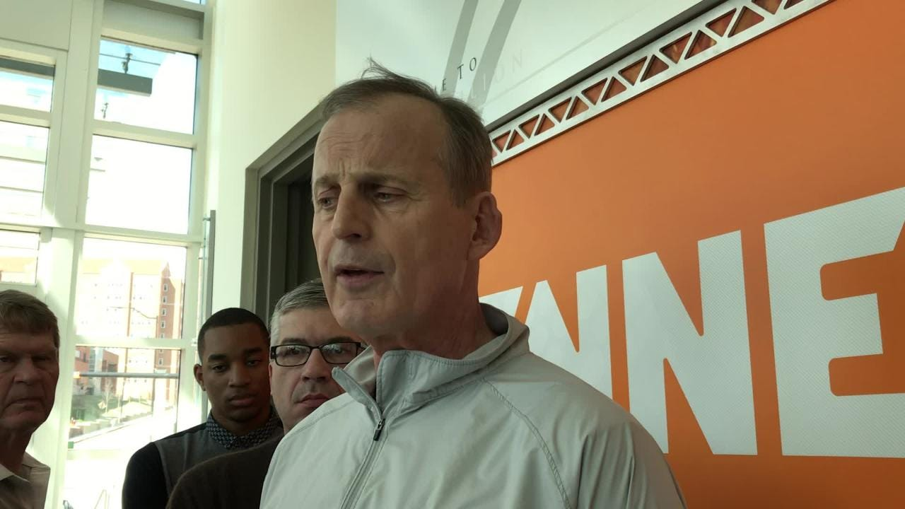 Rick Barnes: Ole Miss looks similar after Andy Kennedy resignation
