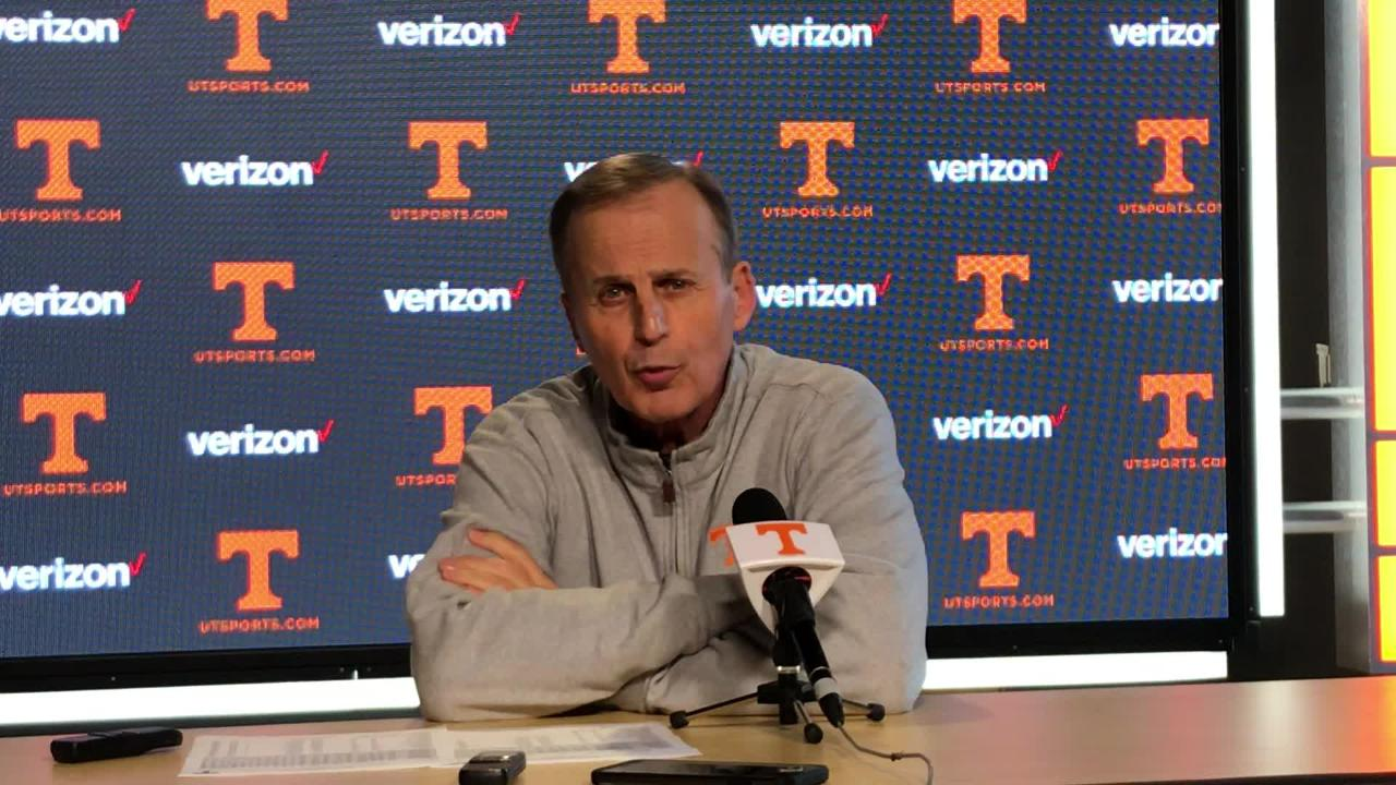 Rick Barnes: You 'never, ever take for granted' the NCAA Tournament