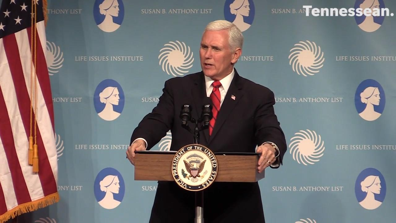 Vice President Mike Pence Allow Me To Bring Greetings To You From