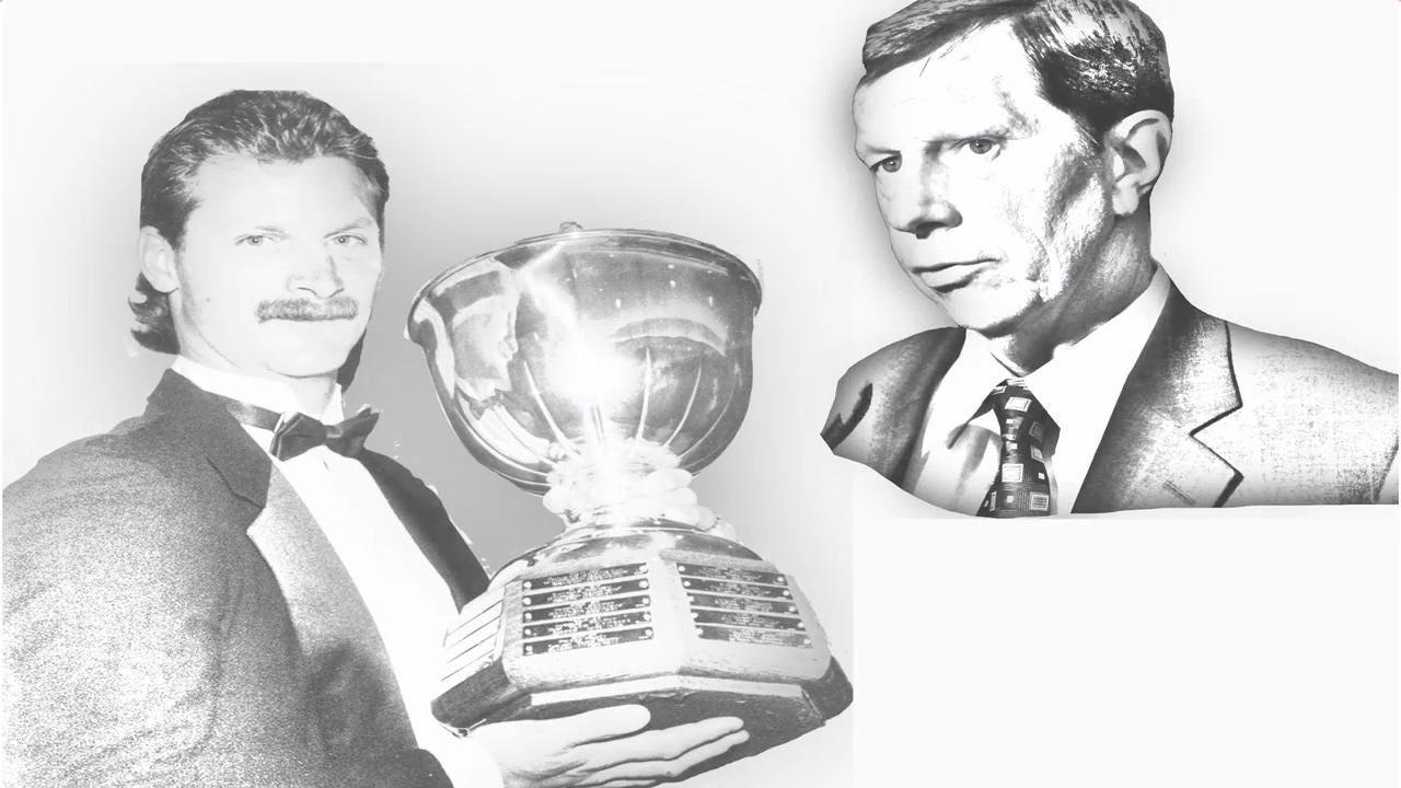 Nashville Predators GM David Poile calls the Langway trade his most memorable