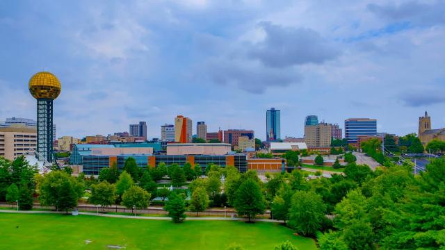 Fun facts about downtown Knoxville